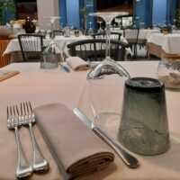 sale interne ristorante di pesce